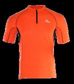 Perugia, jersey s/s orange