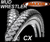Maxxis CX Mud Wrestler 700x33C