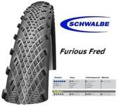 Schwalbe Furious Fred 26
