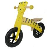Sparkcykel trä Tiger