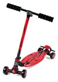 City Scooter Fuzion Sport Red Alu