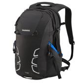 Väska Shimano Tsukinist 30L svart/blå