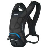 Väska Shimano Unzen 2L med vätskebehållare svart/blå