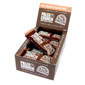 Paleo Crunch Raw Recovery Bar - Dark Cacao