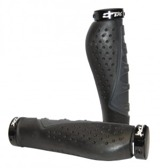 XLC Bar Grips 'Ergonomic' black/grey, 140 mm