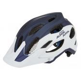 Alpina Enduro Helmet Carapax White/Blue