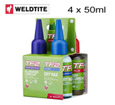 4-PACK OLJOR WELDTITE, 4x50ml