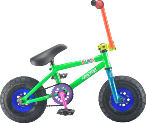 Rocker Irok+ Funk Mini BMX - Rocker Irok+ Funk Mini BMX
