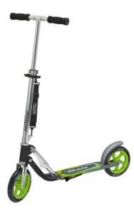 HUDORA City Scooter  - GS205 green-silver205mm