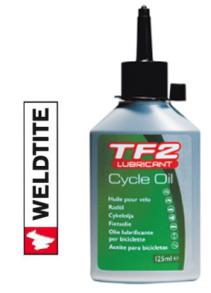 Cykelolja flaska 125ml - Cykelolja flaska 125ml