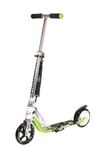 City Scooter Big Wheel Hudora Alu 7