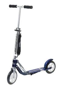 City Scooter  - LB205 black/blau 205mm