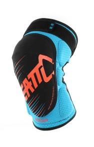 Leatt Knee Guard 3DF 5.0 -Ljusblå - S/M