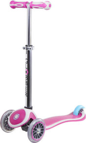Globber MyFree 1C Sparkcykel - Rosa
