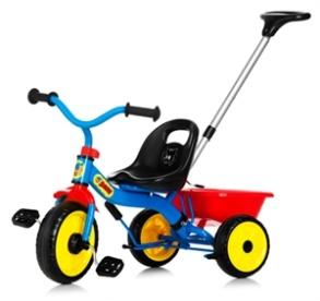 Bamse Trehjuling - Blå
