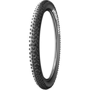 Michelin Wildrock'r TL Descent  - 57-559 / 26 x 2,25 svart