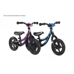 Bumper Bumble Run Bike - Svart