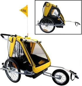 Cykelvagn / Joggingvagn - Cykelvagn / Joggingvagn