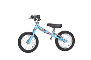Springcykel Yedoo Too Too ljusblå