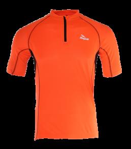 Perugia, jersey s/s orange -  S