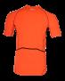 Perugia, jersey s/s orange -  Xl