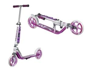 HUDORA City - HUDORA City Scooter rosa/silver