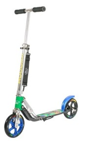 City scooter HUDORA Big Wheel 205, Brasilien - Brazil