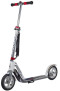 HUDORA Big Wheel AIR 205 svart/vit - Svart/vit