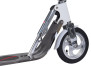 HUDORA Big Wheel AIR 205 svart/vit