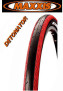 Maxxis Detonator Racer 23-62 - svart/röd