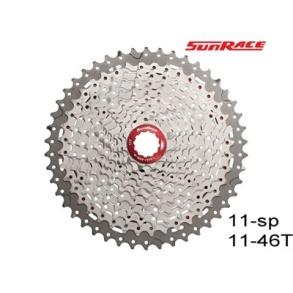 Kassett Sunrace CSMX8 11-speed 11-46T - speed 11-46T