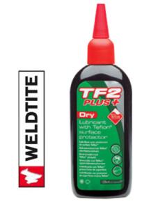 TF2 PlusDry torrolja / teflon - 75ml