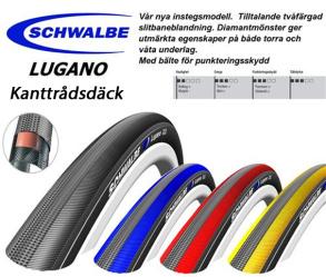 Schwalbe Lugano 23-622 - 23-622 svart