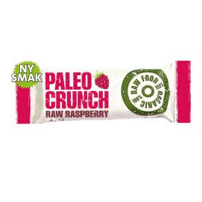 Paleo Crunch Raw Raspberry - Raw Raspberry
