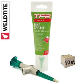 Fettpistol med teflontub 150ml - FETTPISTOL M. TEFLON-TUB 150ml.