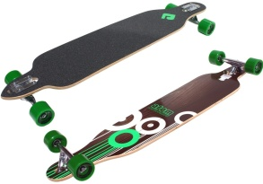 Atom Drop-Through Longboard (41-tum) - Atom Drop-Through