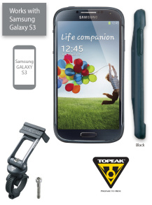 Topeak RideCase svart Samsung Galaxy S3 - Hardcase
