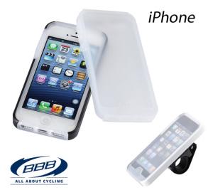 BBB Patron iPhone4S fodral - Svart