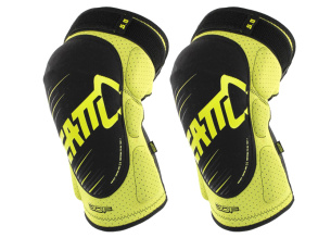 Leatt Knee Guard 3DF 5.0 - Lime - S/M