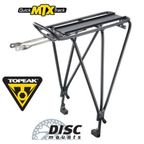 Topeak Explorer 29ér Tubular Rack Disc - Topeak Explorer 29ér Tubular Rack Disc