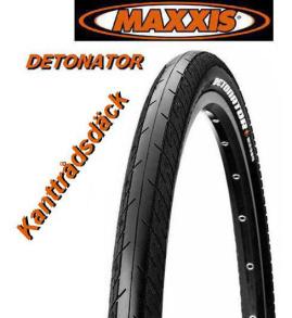 Maxxis Detonator Racer Kanttrådsdäck - 700x25 25-622
