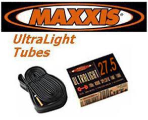 Slang Maxxis Ultralight 27.5x1.9/2.35 Racerventil - 27.5x1.9/2.35 Racerventil