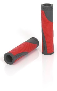 XLC Bar Grips 'Sport bo' GR-S18 red/grey