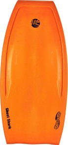 Ghost Shark Bodyboard - Orange