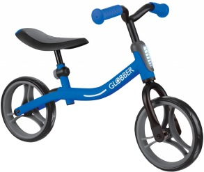 Globber Go Bike Springcykel - Blå