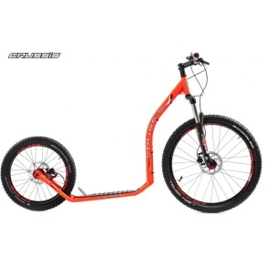 CRUSSIS CROSS 6.1 ORANGE 26/20 HD - orange