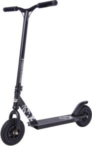 Longway Chimera Dirt Sparkcykel - Svart