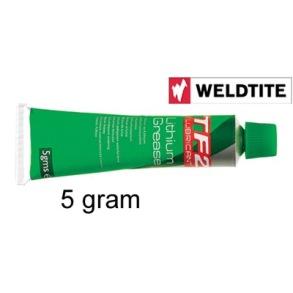 Weldtite TF2 Litiumfett tub, 5gram - Litiumfett tub, 5gram