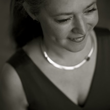 OPERA SINGER: LISA GUSTAFSSON ©JEWELLERY SET: BLOM. PHOTO: PÄR REKAN ABRAHAMSSON ©BLOM.