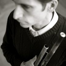 MUSICIAN: NINO KELLER ©CORPUS: BLOM. OHOTO: PÄR REKAN ABRAHAMSSON ©BLOM.